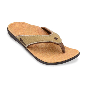 Spenco Men's Yumi plus Cork color Sandal