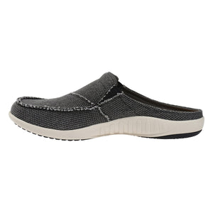 Side view of Men's Siesta slide Spenco Sandal