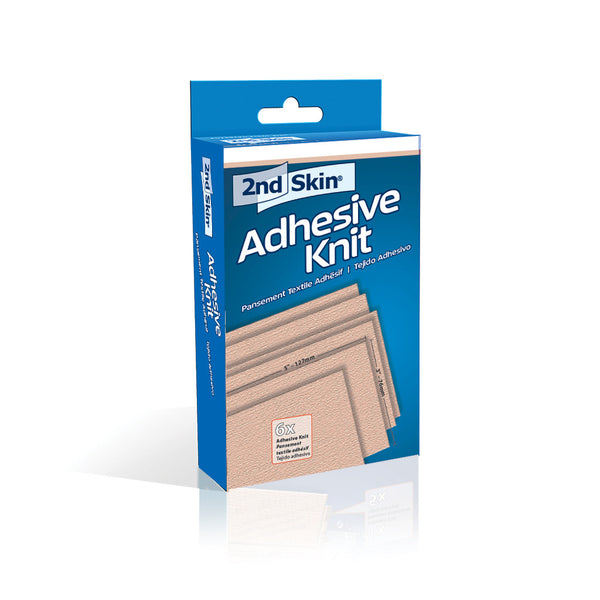 2nd Skin® Adhesive Knit (non-sterile)