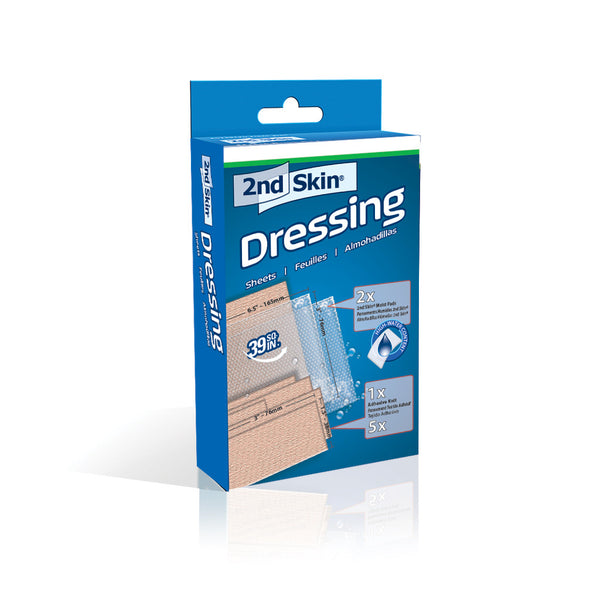 2nd Skin® Dressing Kit (non-sterile)