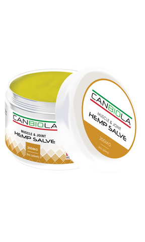 CANBIOLA HEMP SALVE