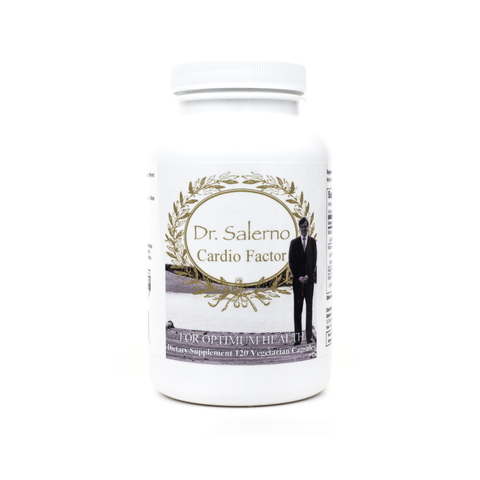 Dr. Salerno's Cardio Factor - Dietary Supplement