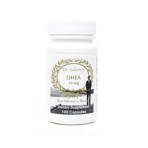 Dr. Salerno's DHEA 10mg - Dietary Supplement