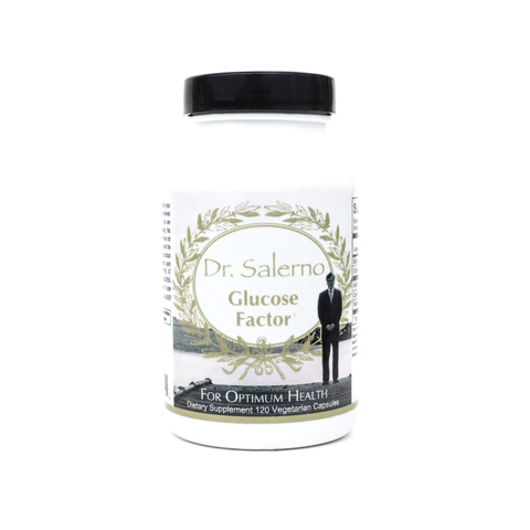 Dr. Salerno's Glucose Factor - Dietary Supplement