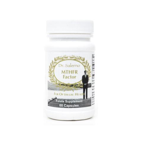 Dr. Salerno's MTHFR Factor - Dietary Supplement