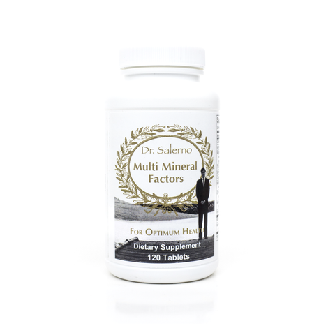 Dr. Salerno's Multi Mineral Factor - Dietary Supplement