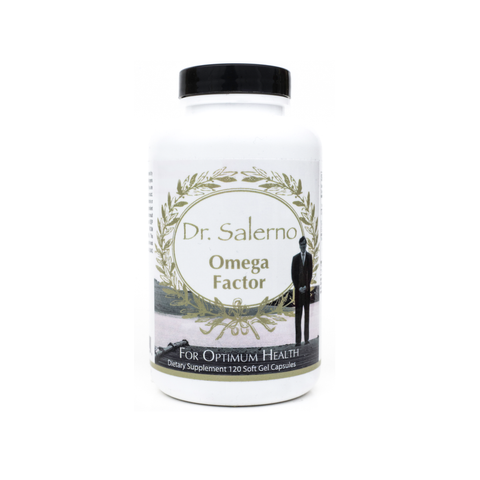 Dr. Salerno's Omega Factor - Dietary Supplement