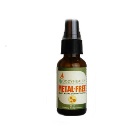 Metal Free Heavy Metal Detox Spray