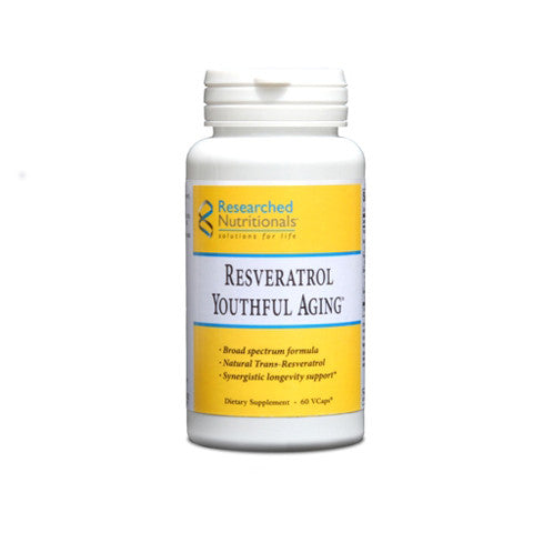 Resveratrol Youthful Aging