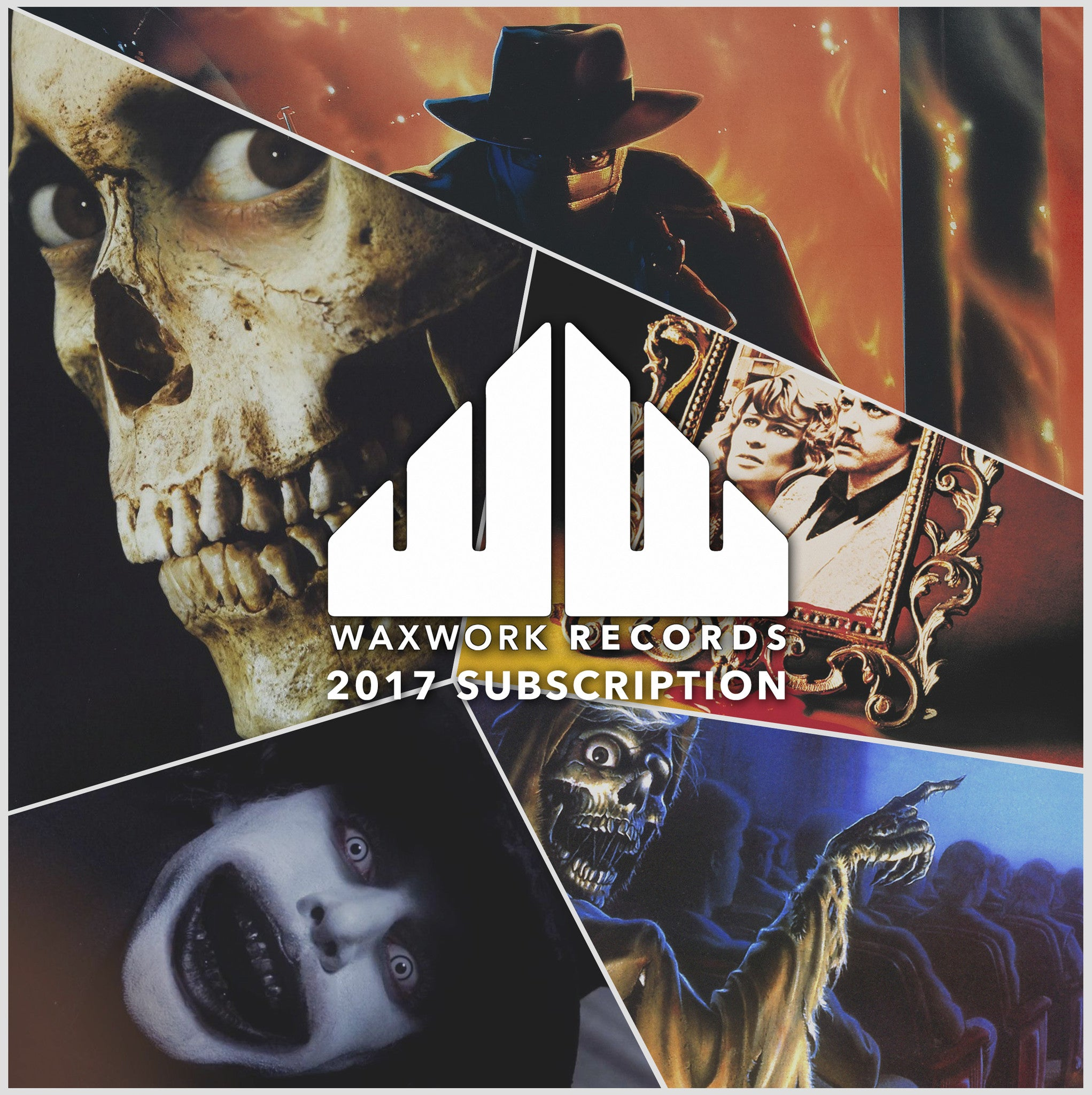 Waxwork Records 2017 Subscription