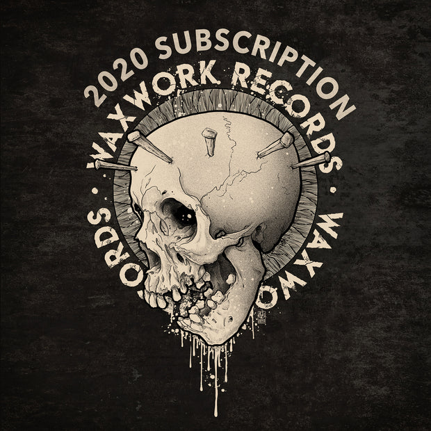 2020 Waxwork Records Subscription
