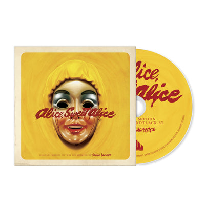 Alice, Sweet Alice CD
