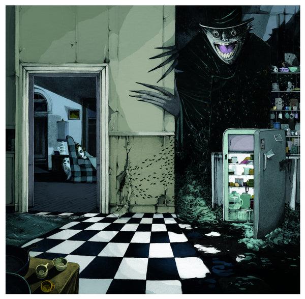 The Babadook Waxwork Records