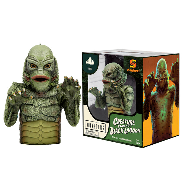 Creature From The Black Lagoon Spinature