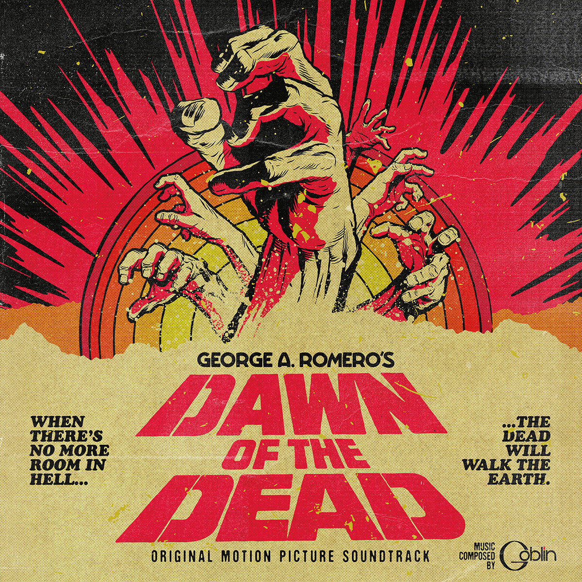 Dawn Of The Dead – Waxwork Records