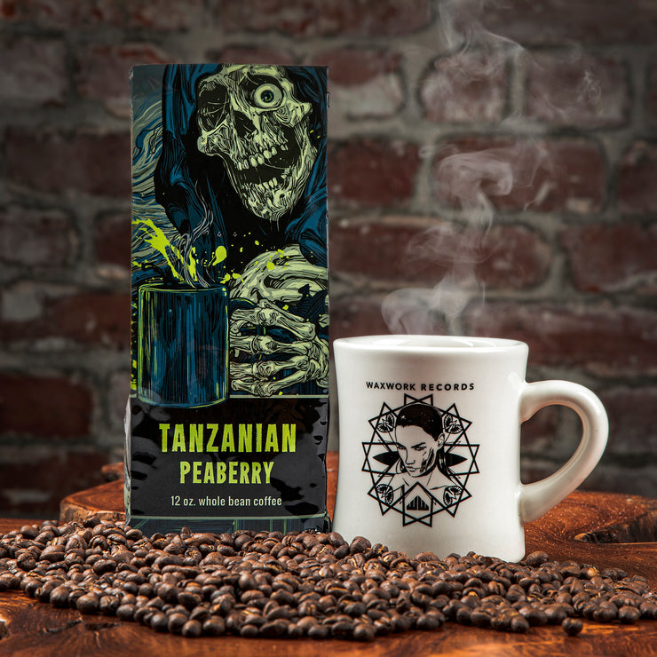 Waxwork / DeadSled Coffee and Mug Bundle