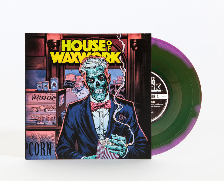 House Of Waxwork Issue 2