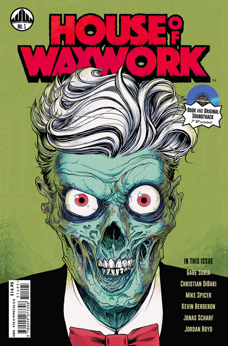 House Of Waxwork Issue 1