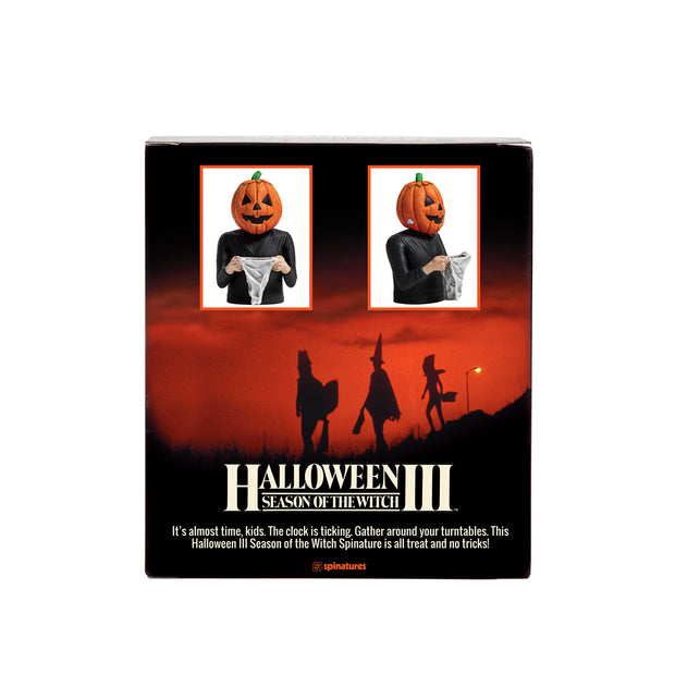 Halloween III Jack-o-Lantern Spinature
