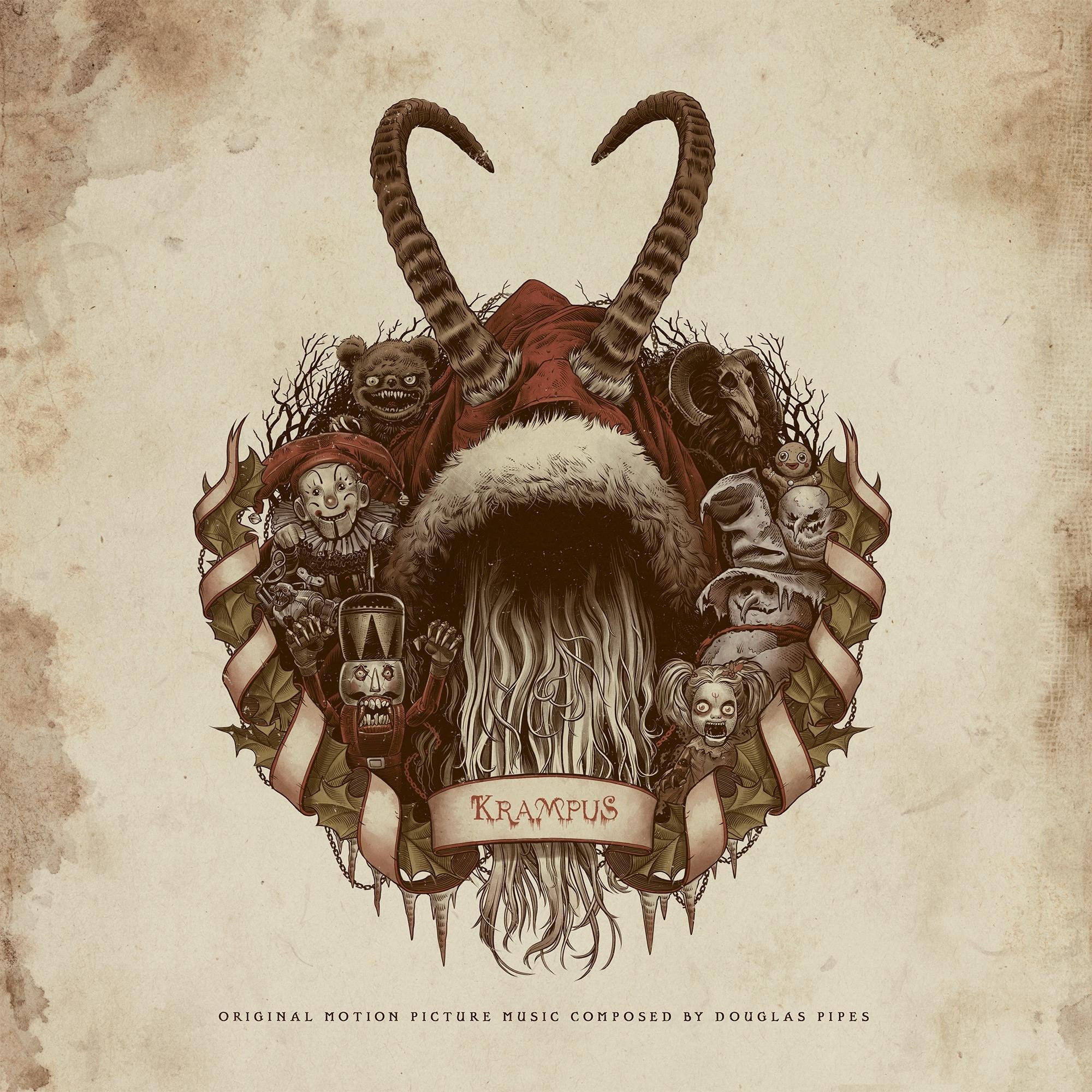 krampus waxwork records