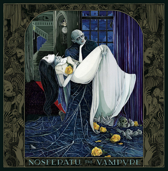 Nosferatu The Vampyre Waxwork Records
