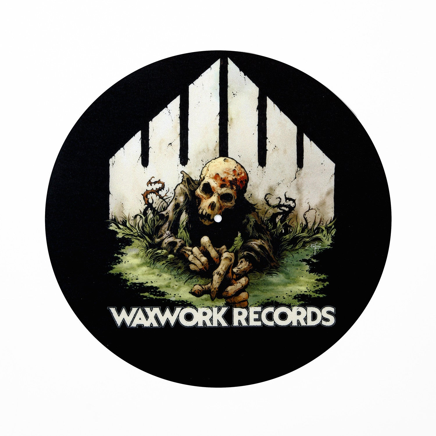 Waxwork x Arik Roper Turn Table Slip Mat