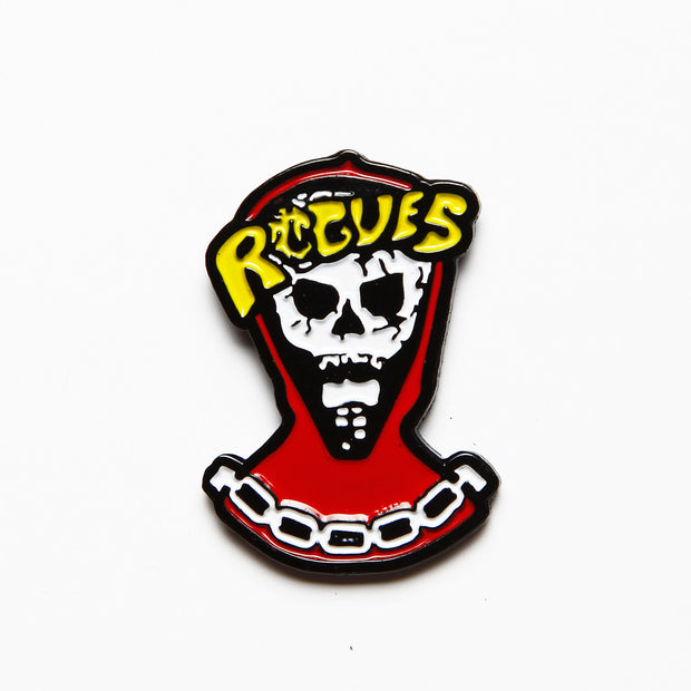 The Warriors Enamel Pins