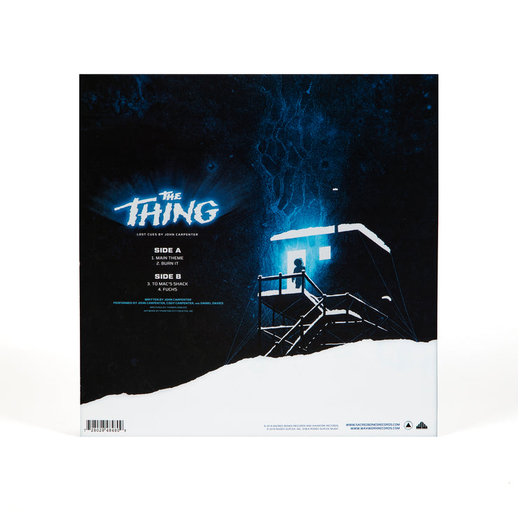 Lost Cues: The Thing