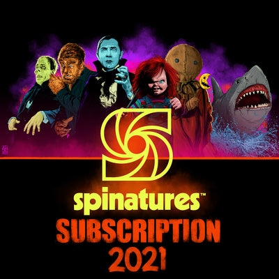 2021 Spinatures Subscription