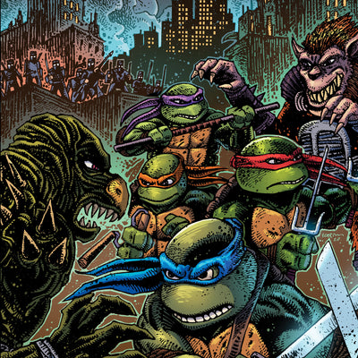 Teenage Mutant Ninja Turtles Part II: The Secret of the Ooze
