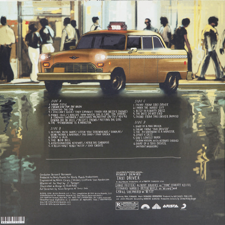 murder by death 1976 soundtrack