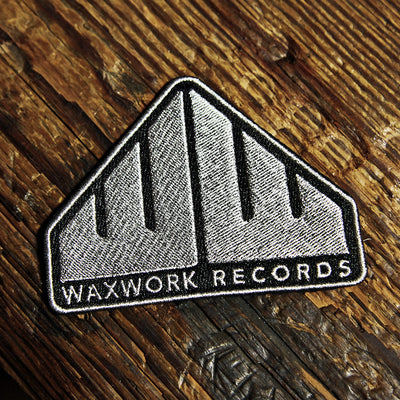 Waxwork Records Logo Patch