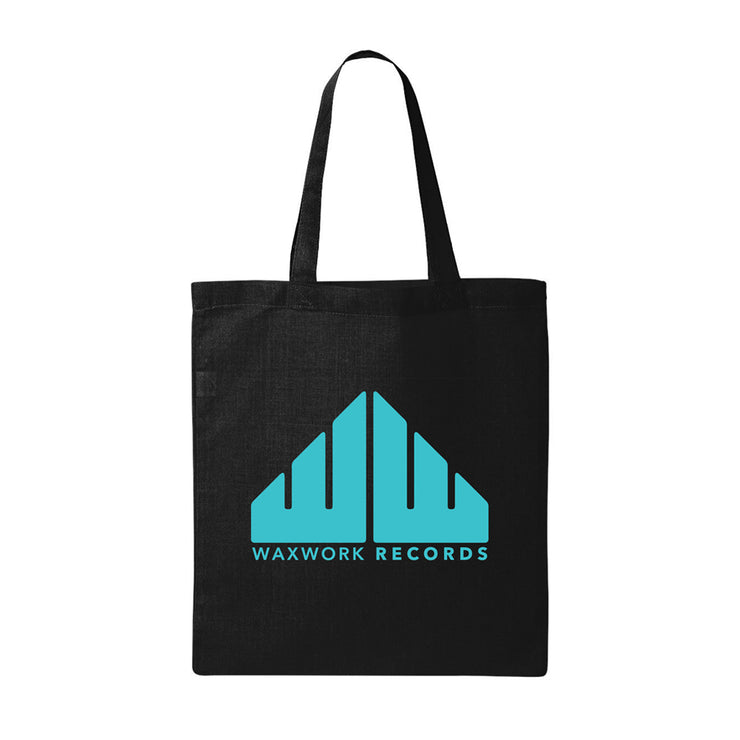 Waxwork Records Logo Tote Bag