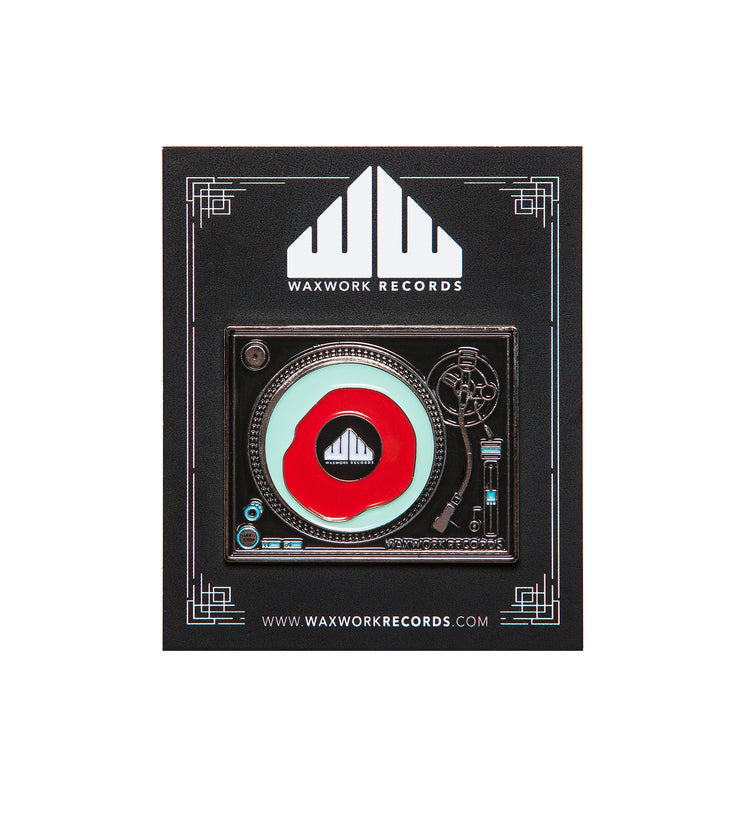Waxwork Records Turntable Pin