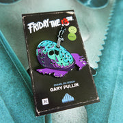 Retro Jason Pin