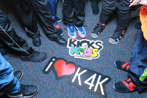 kicks 4 kids foundation
