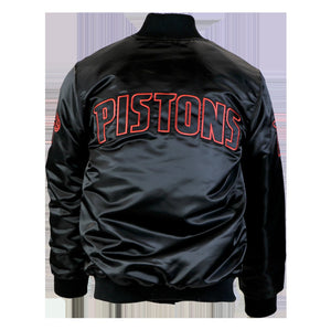 "Detroit Pistons Starter Jacket (Men's) ""All Star Weekend"""