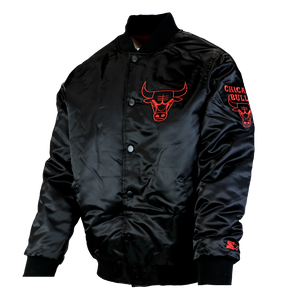 "Chicago Bulls Starter Jacket (Men's) ""All Star Weekend"""