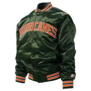 "Miami Hurricanes Starter Jacket ""The U"" (Men's)"