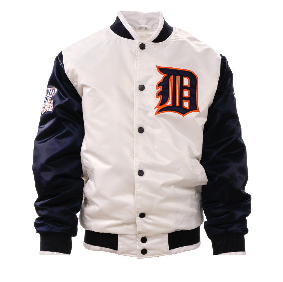 67c045700630 Detroit Tigers Starter Jacket