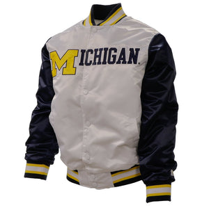 "University Of Michigan Starter Jacket ""1989"" (Men's)"
