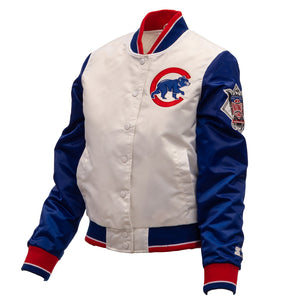 "Chicago Cubs Starter Jacket ""Wrigley Field"" (Women's)"
