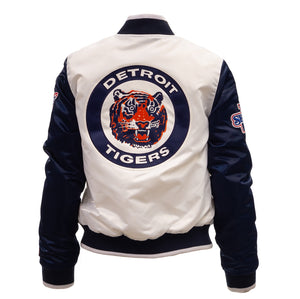 "Detroit Tigers Starter Jacket ""Home opener"" (Women's)"
