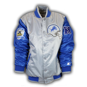 Detroit Lions Thanksgiving Jacket