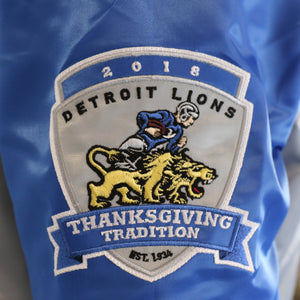 Detroit Lions Thanksgiving Patch