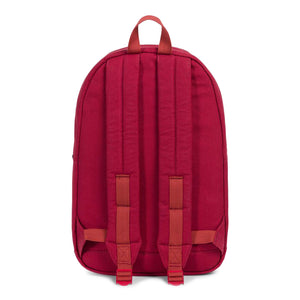 Herschel Pop Quiz Canvas Backpack - Red