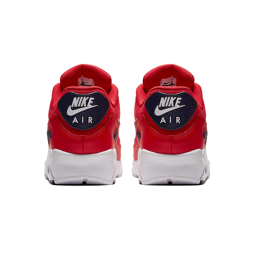 the latest ba1b5 76315 Men s Nike Air Max 90 Essential Shoe - University Red