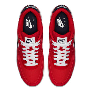 Men's Nike Air Max 90 Essential Shoe - University Red