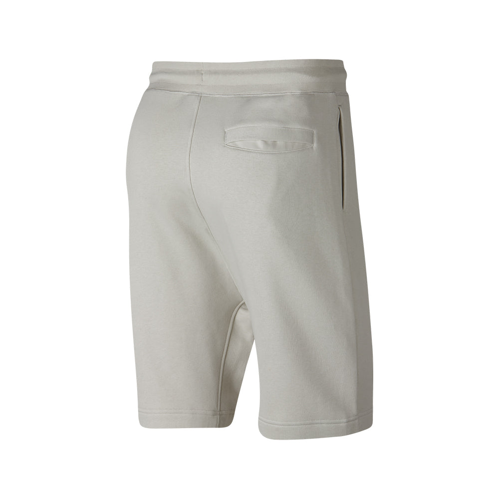 66d6a83632c Men's Nike NSW Fleece Shorts - White - Mr. Alan's