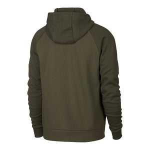 Men's Nike Sportswear Optic Full-Zip Hoodie - Green